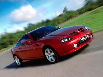 2001 MG X80