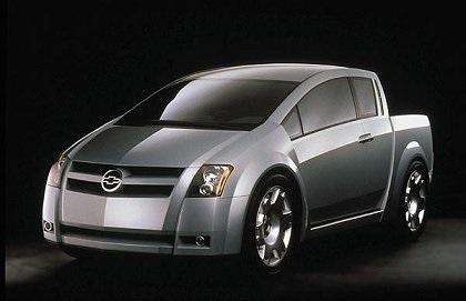 2001 Chevrolet Sabia