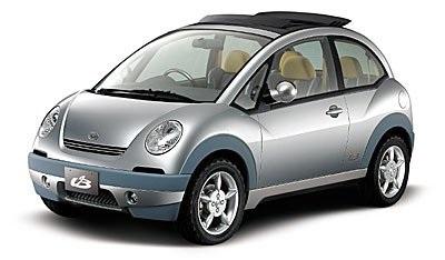 2001 Daihatsu U4B