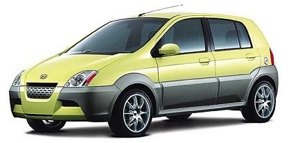 2001 Hyundai TB