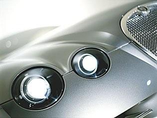 2001 Jaguar R-Coupe