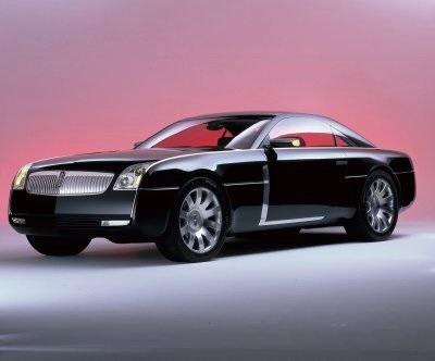 2001 Lincoln Mk9