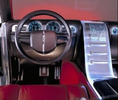 2001 Lincoln Mk9 Concepts