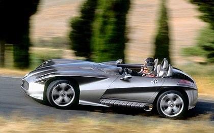 2001 Mercedes-Benz F-400 Carving (Coggiola)