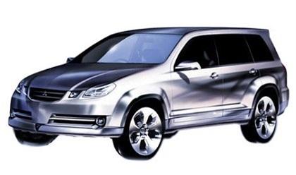 2001 Mitsubishi ASX