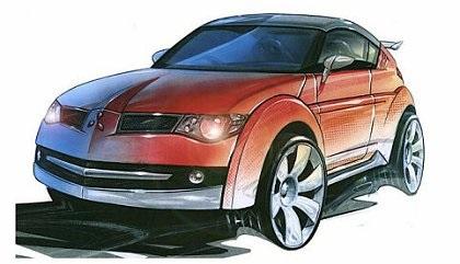 2001 Mitsubishi Pajero Evolution