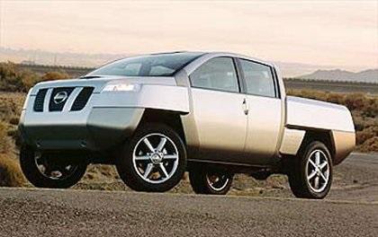 2001 Nissan Alpha-T