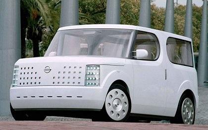 2001 Nissan Chappo