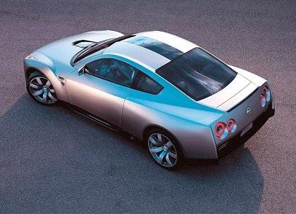 2001 Nissan GT-R