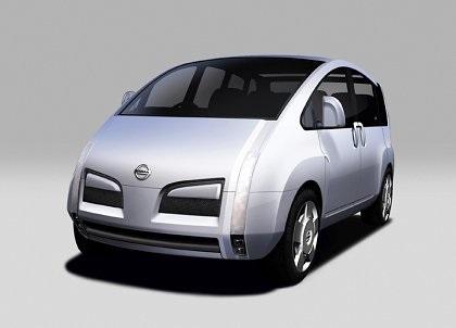 2001 Nissan Kino