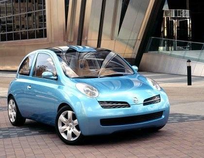 2001 Nissan mm.e
