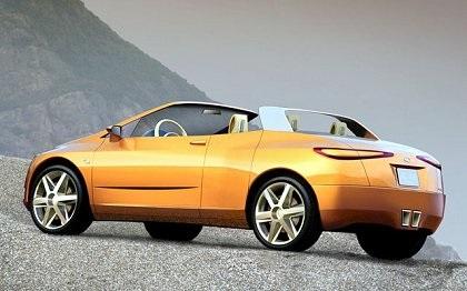 2001 Oldsmobile O4 (Bertone)
