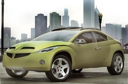 2001 Pontiac REV
