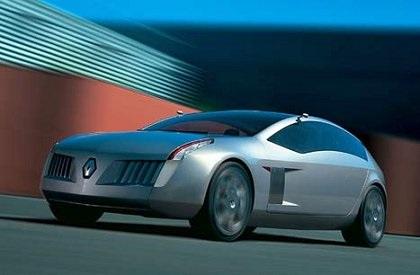 2001 Renault Talisman