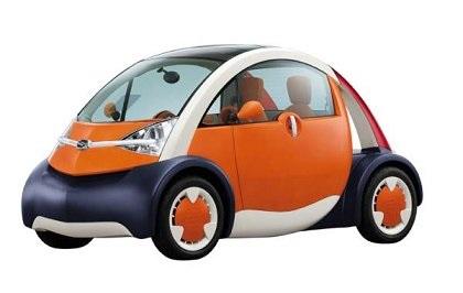 2001 Suzuki Covie