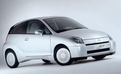 2001 Toyota ES3