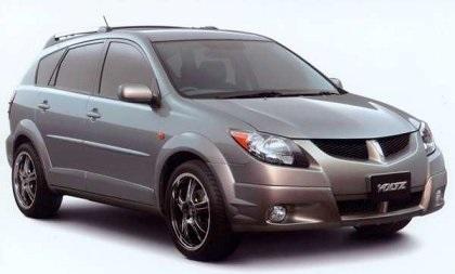2001 Toyota Voltz