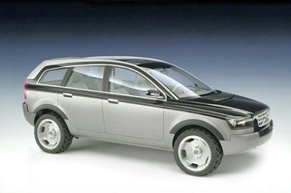 2001 Volvo ACC