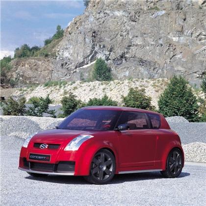 2002 Suzuki Concept S