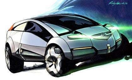 2002 Acura RD-X