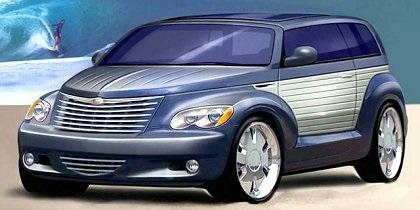 2002 Chrysler California Cruiser