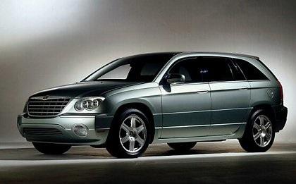 2002 Chrysler Pacifica