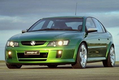 2002 Holden SSX