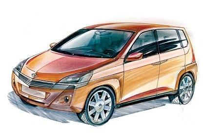 2002 Lada Carat