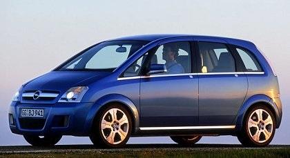 2002 Opel Concept M