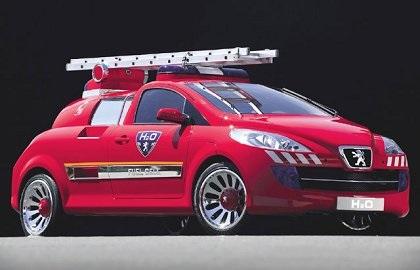 2002 Peugeot H<sub>2</sub>O