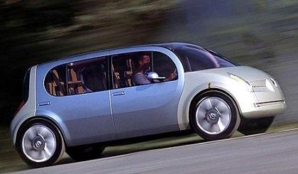 2002 Renault Ellypse