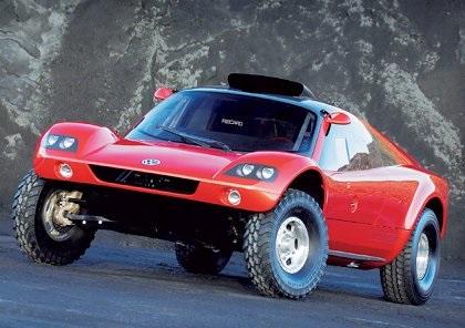 2002 Volkswagen Tarek Concept (ItalDesign)