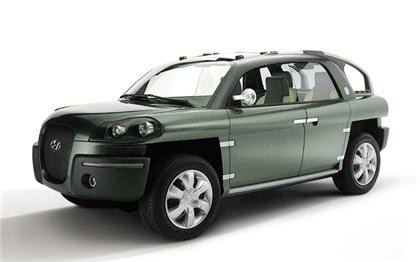 2003 Hyundai OLV