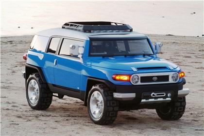 2003 Toyota FJ Cruiser