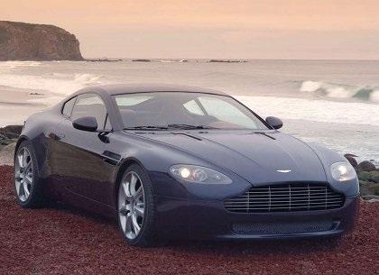 2003 Aston Martin AMV8