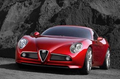 2003 Alfa Romeo 8C Competizione (I.DE.A)