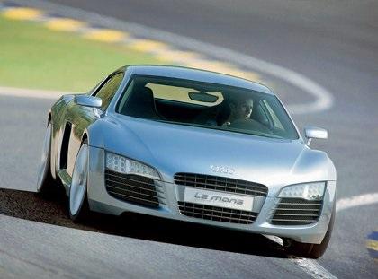 2003 Audi Le Mans Quattro