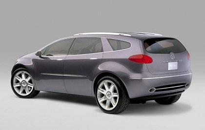 2003 Buick Centieme - Concepts