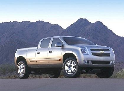 2003 Chevrolet Cheyenne