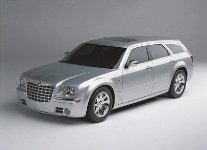 2003 Chrysler 300c Touring