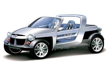 2003 Daihatsu D-BONE