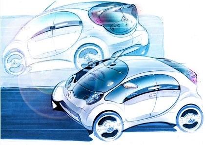 2003 Mitsubishi I Concepts