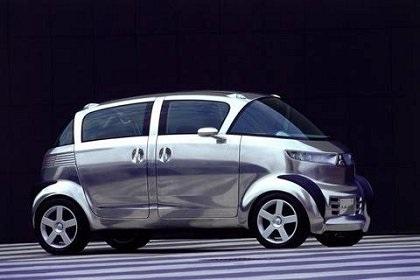 2003 Mitsubishi SE.RO. (Coggiola)