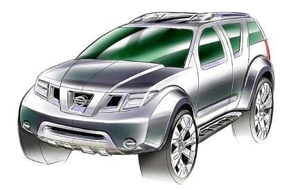2003 Nissan Dunehawk
