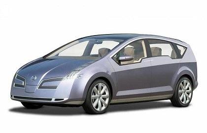 2003 Nissan Serenity