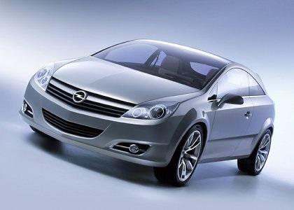 2003 Opel GTC Geneve