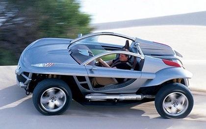 2003 Peugeot Hoggar