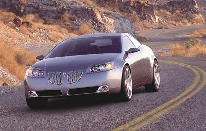 2003 Pontiac G6 - Concepts