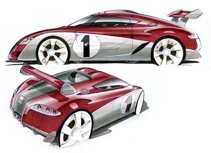 2003 Seat Cupra GT Racer