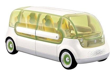 2003 Suzuki Mobile-Terrace